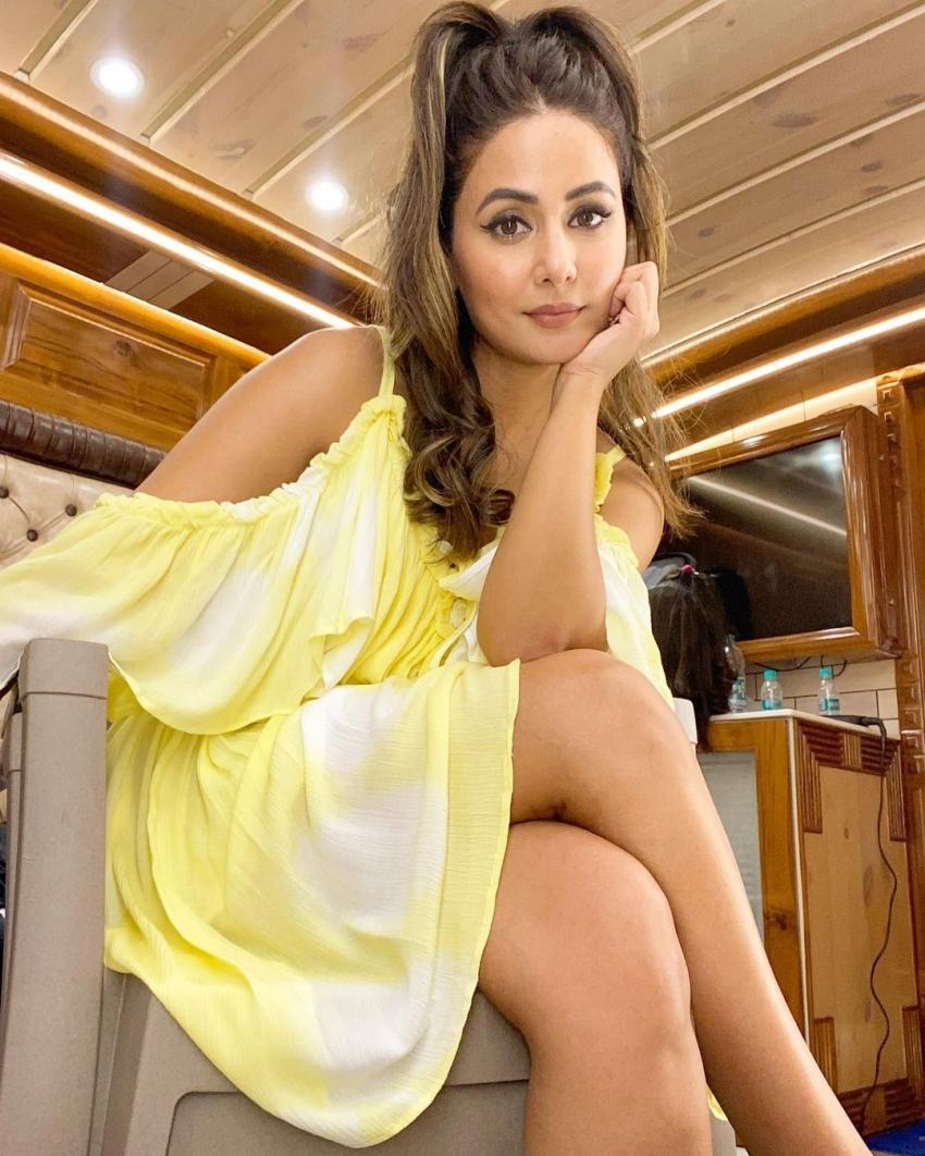 Hina Khan, Divya Agarwal, Divyanka To Drashti & Sanaya, Here's The Educational Qualifications Of TV Actors Photos