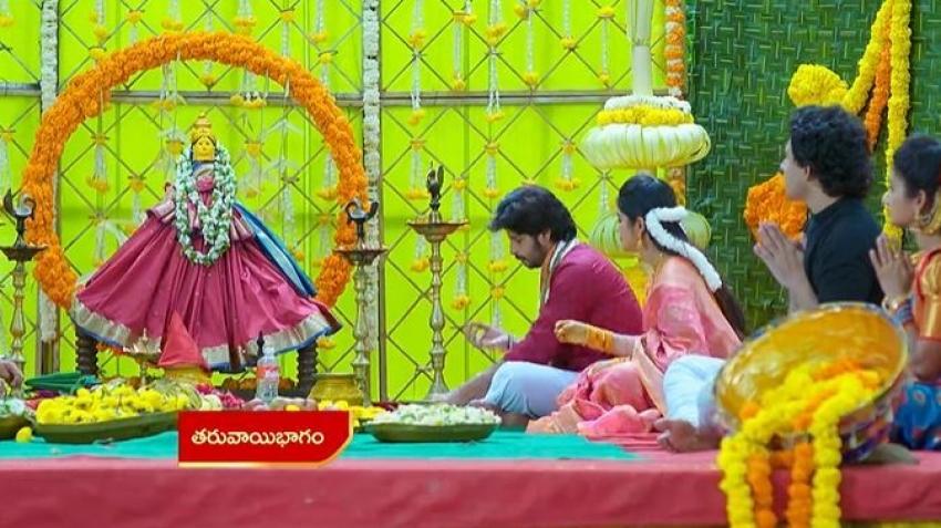 Janaki Kalagana September 2nd Promo: తోటలో  స్పెషల్ పూజ.. జ్ఞానాంబకు మరింత దగ్గరగా జానకి!