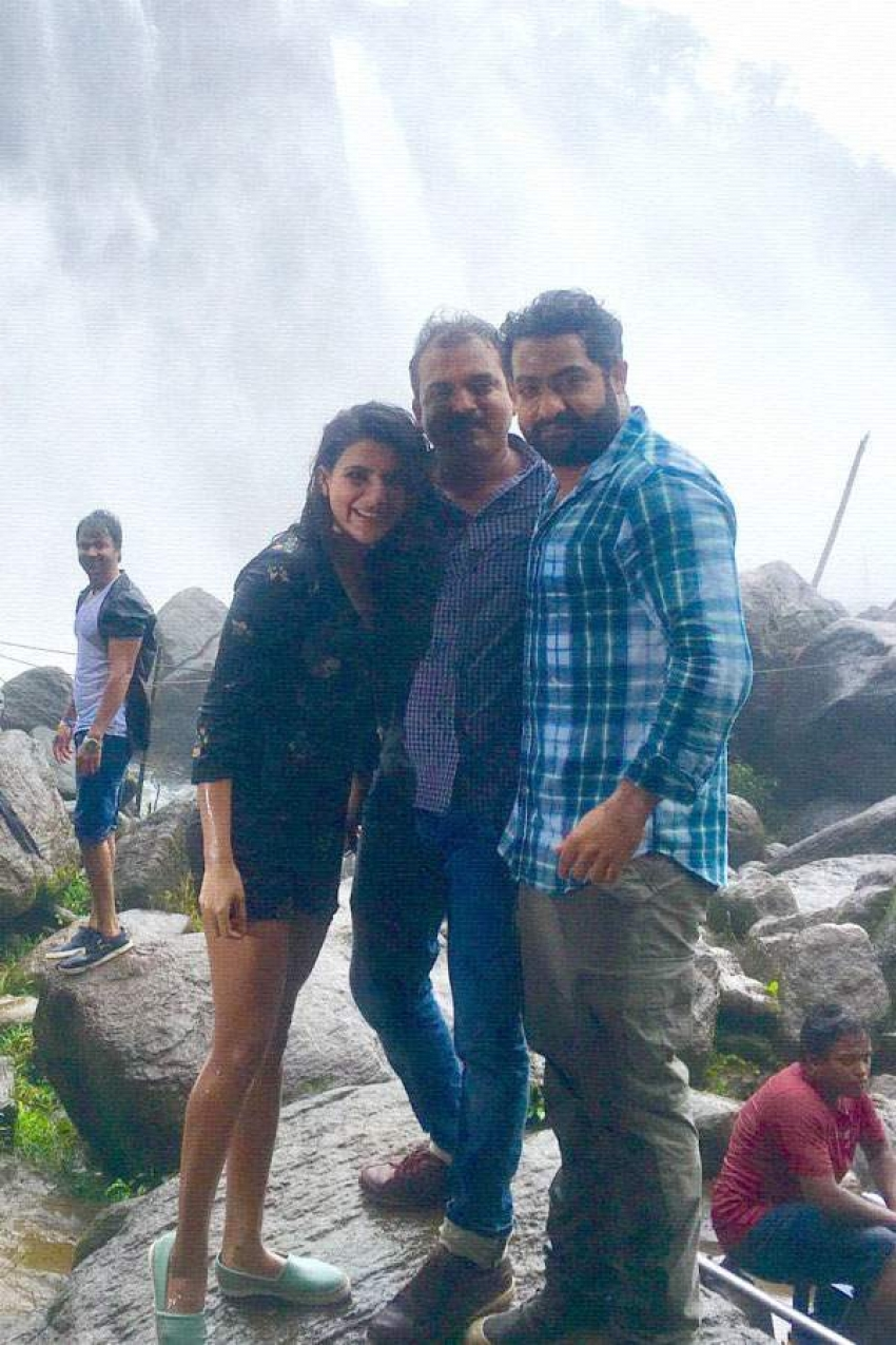 Janatha Garage Clocks 4 Years, These BTS Pictures Will Make You Crave A Sequel Photos