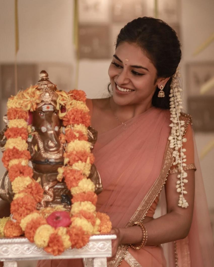 பிரபலங்கள் கொண்டாடிய விநாயகர் சதுர்த்தி... ஸ்பெஷல் போட்டோஸ்!
