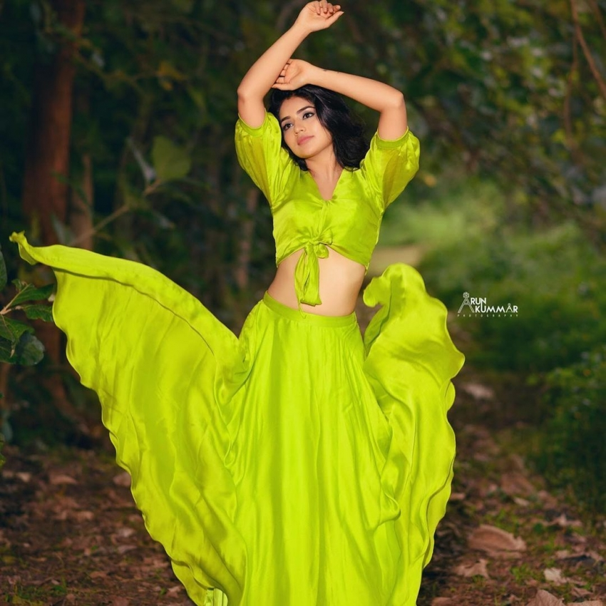 Megha Shetty Photos