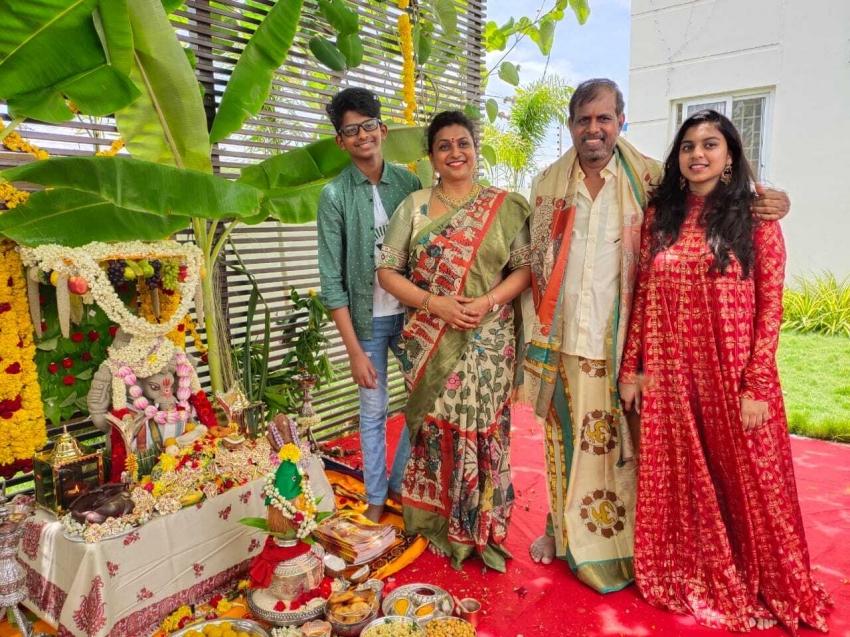 Anshumalika: ఘనంగా రోజా కూతురు అన్షుమాలిక పుట్టినరోజు వేడుక.. ఎవరెవరు వచ్చారో మీరూ చూడండి!