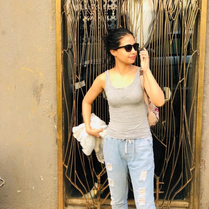 Sasha Chettri: ఎయిర్ టెల్ పిల్లను ఇంత హాట్ గా ఎప్పుడైనా చూశారా?