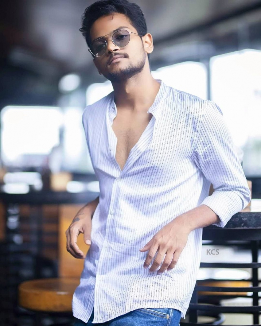 Shanmukh Jaswanth Photos