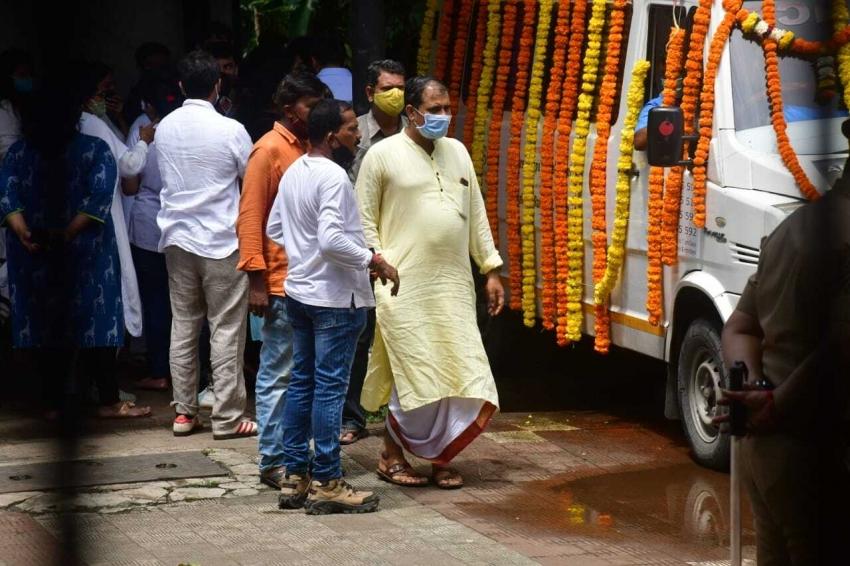 Siddharth Shukla Final Journey In Pics Photos