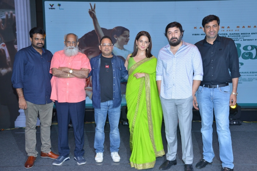 Thalaivi Movie Pre Release Photos