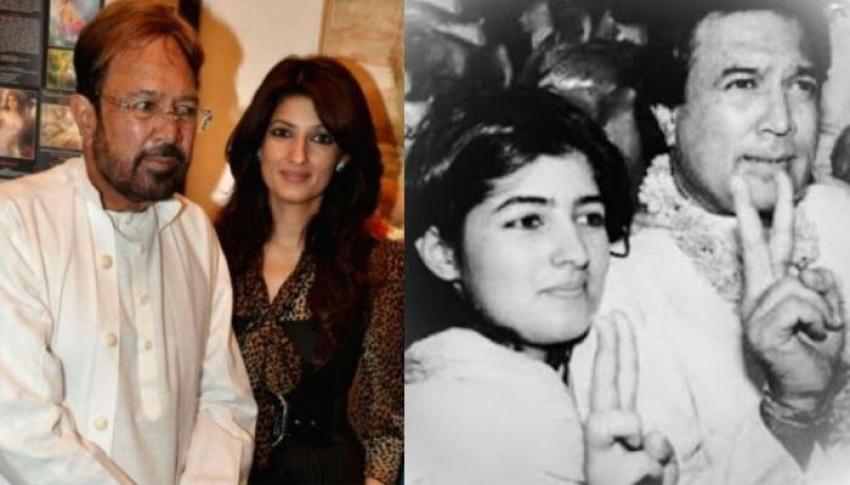 अक्षय कुमार की पत्नी ट्विंकल खन्ना की Rare फोटो आयी सामने, खूबसूरत