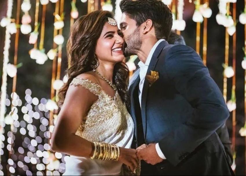 नागा चैतन्य - समांथा अक्किनेनी की शादी की तस्वीरें वायरल