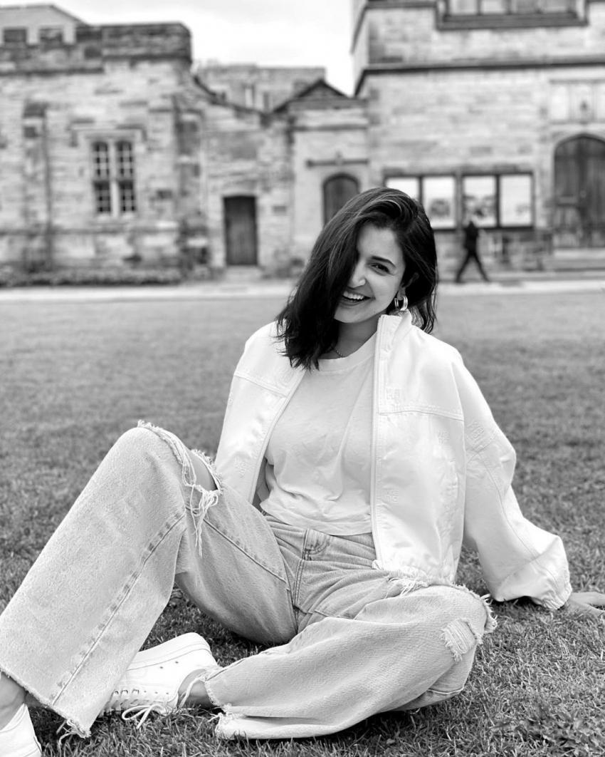 अनुष्का शर्मा की खूबसूरत तस्वीरें आईं सामने।