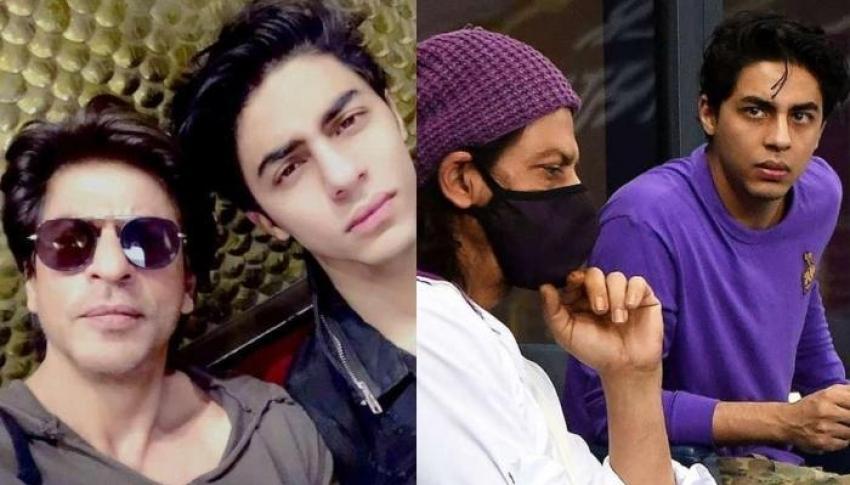 ड्रग्स केस में गिरफ्तार आर्यन खान की 10 अनदेखी पार्टी फोटो वायरल