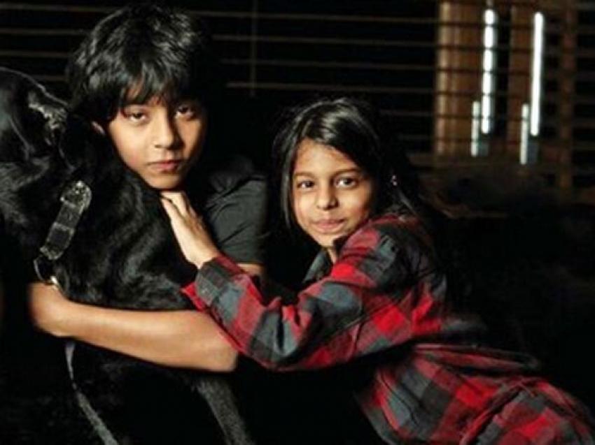 शाहरुख खान- गौरी खान की जान हैं सुहाना और आर्यन खान, देखिए 10 फोटो