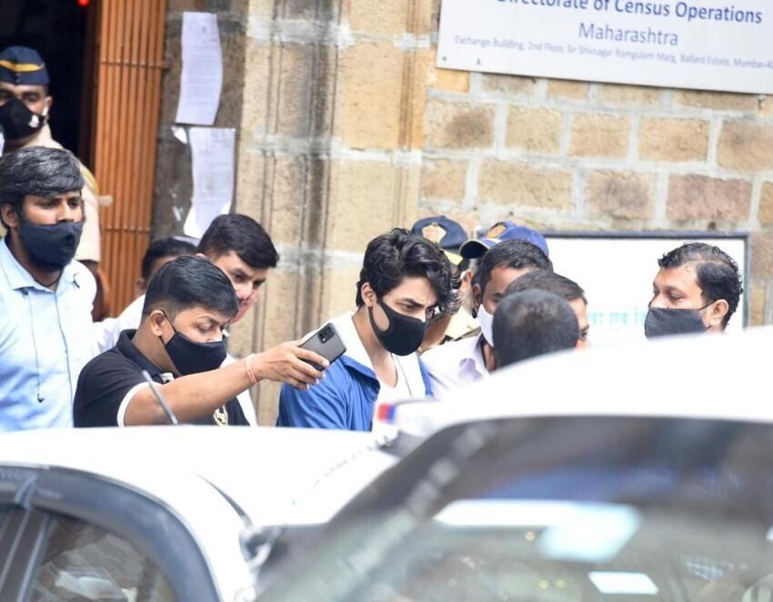 ड्रग केस: ऑर्थर जेल में आर्यन खान, तस्वीरें