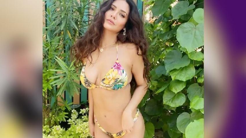 ईशा गुप्ता ने टॉपलेस तस्वीरें शेयर कीं