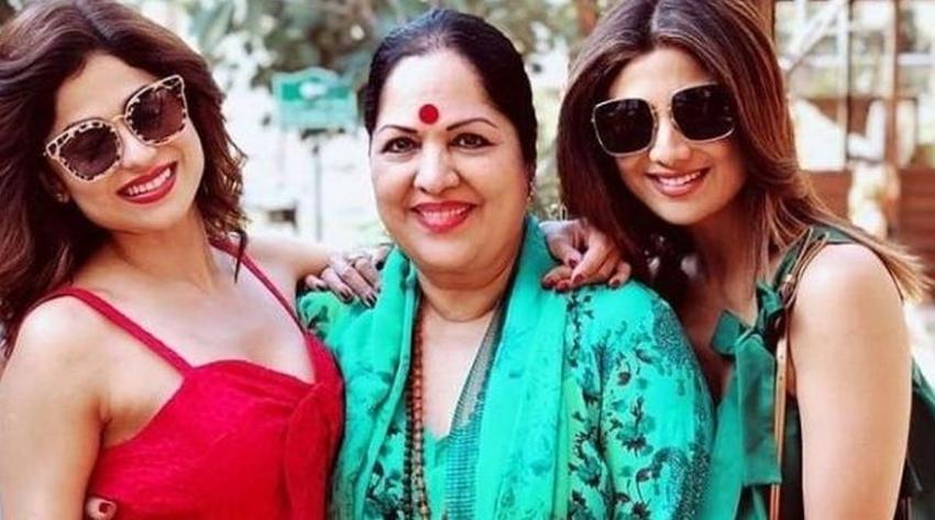 Bigg Boss 15: तस्वीरों में देखिए बेहद प्यारी शमिता शेट्टी- शिल्पा शेट्टी की जोड़ी