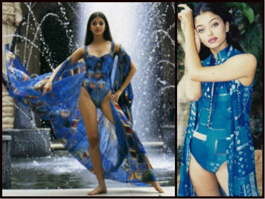 Aishwarya Rai Bachchan's Bikini Pictures That Grabbed Everyone's Eyeballs Photos