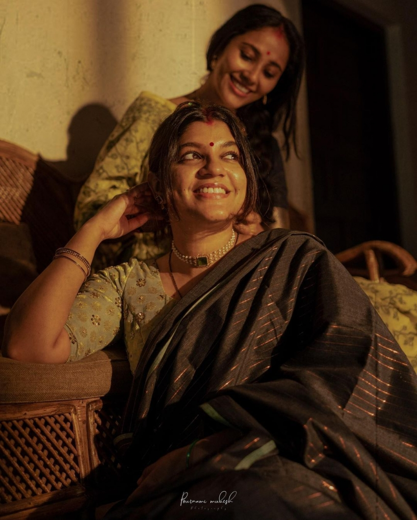 സാരി അഴകിൽ നടി അപർണ ബാലമുരളി, കിടിലൻ ഫോട്ടോസ് കാണാം