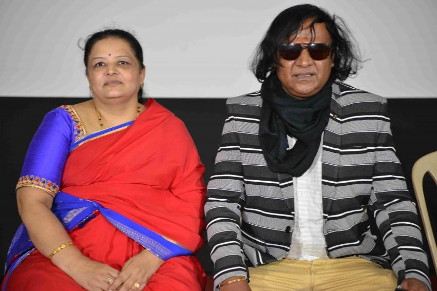 Mr.D Film Pooja Press Meet Photos