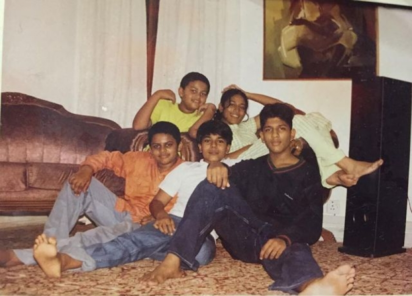 Sai Dharam Tej's Unmissable Pictures With Pawan Kalyan, Ram Charan, Allu Arjun And Other Mega Family Members! Photos