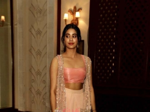 Janhvi Kapoor And Ishan Khattar During Photoshoot  In New Delhi Photos