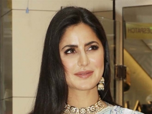 Katrina Kaif At Launch Of Kalyan Store In New Delhi