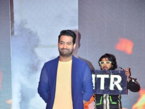 NTR Launched Celekt Mobiles Logo As Brand Ambassador Of The Company