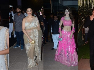 Poonam Patel Wedding Reception Party