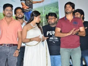 Tharuvatha Evaru Movie Audio Launch