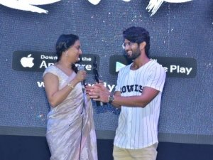 Vijay Deverakonda's Rowdy Club Launch