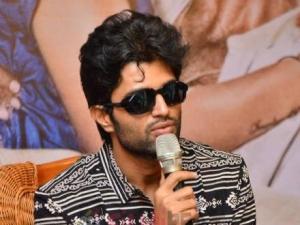 Geeta Govindam Movie Press Meet