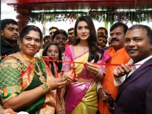 Kalyana Maha Lakshmi Shopping Mall Inauguration By Payal Rajput