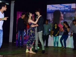 Loveratri Movie Promotion In Mumbai