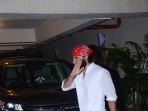 Saif Ali Khan Birthday Bash In Bandra