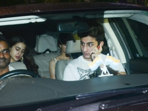 Sara Ali Khan Birthday Party 2018