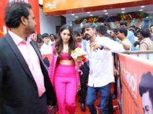Tamanna Launched Happi Mobiles Show Room At Bhimavaram