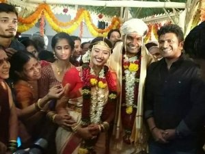 Director Pawan Wadeyar Wedding