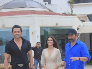 Yamla Pagla Deewana Phir Se Movie Promotion