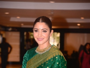 Anushka Sharma Felicitated at the 34th Priyadarshini Academy Global Awards