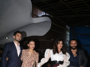 Bazzar Trailer Launch