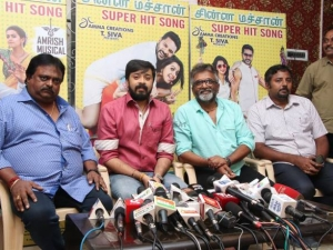 Charlie Chaplin 2 Movie Press Meet