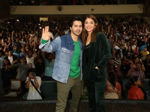 Sui Dhaaga Made in India Movie Promotion In New Delhi