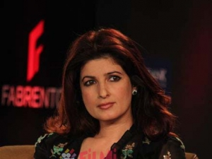 Twinkle Khanna At FICCI YFLO Session Pyjamas Are Forgiving In New Delhi