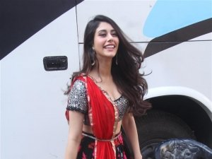 Loveyatri Movie Promotion