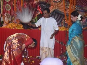 Bollywood Celebs At Durga Pooja 2018