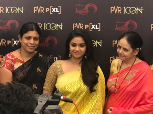 PVRIcon Officially Opened By Vishal With Premiere Of Sandakozhi 2