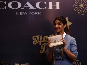 Shilpa Shetty At Launch of Coach