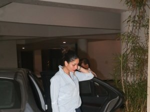 Bollywood Celebs at Manish Malhotra's Party