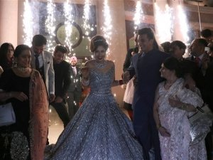 Prince Narula and Yuvika Chaudhary Wedding Reception In Chandigarh