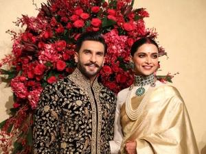 Deepika Padukone and Ranveer Singh Wedding Reception In Bangalore