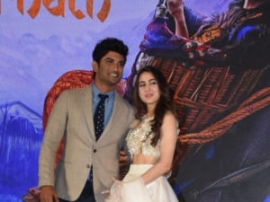 Kedarnath Trailer Launch