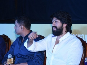 KGF Movie Trailer launch
